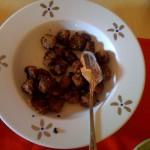 Köttbullar från Algeriet